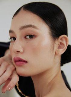 Eye Makeup Looks That Rock! Natural Makeup Looks, Simple Makeup, Asian Eye Makeup, Face Makeup, Bridal Makeup, Wedding Makeup, Soft Make-up, Basic Makeup Tutorial, Asian Eyes