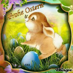 Love Easter greetings from Rena and Sigi - Karten - Oster We Heart It Christmas, Merry Christmas To You, Christmas Gift Tags, Vintage Christmas Cards, Easter Bunny Pictures, Bunny Images, Happy Birthday Messages, Easter Parade, Cute Illustration