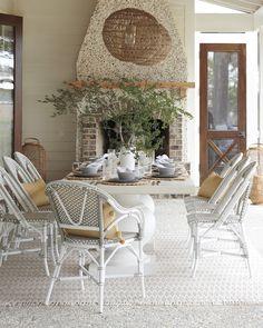 Sunroom Furniture, Outdoor Furniture Sets, Furniture Design, Outdoor Pendant Lighting, Sunroom Addition, Patio Enclosures, 257, Outdoor Spaces, Outdoor Decor