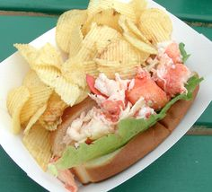 Maine's 17 Best Lobster Rolls