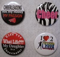 Love the one in the bottom left corner for the moms :) #cheer #cheerleading