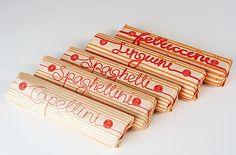 Optima Brand Design love la pasta