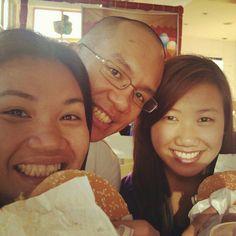 Good morning Manila :D welcome back K :) #20pesoBurger #burgerking