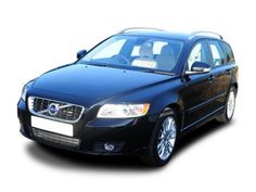 The Volvo V50 Diesel Sportswagon #carleasing deal | One of the many cars and vans available to lease from www.carlease.uk.com