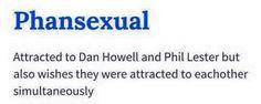 Mom, I'm Phansexual