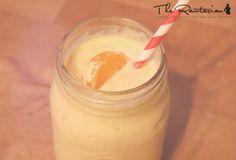 Raw Creamy Orange Smoothie