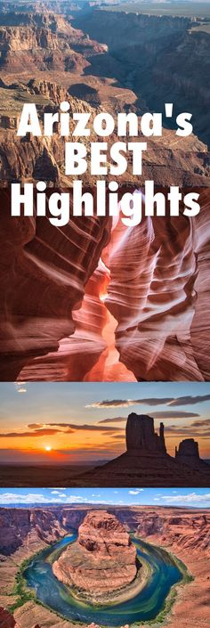 If you only have one day on vacation in Arizona, then make it a good one. See how you can fit all this in one memorable day: a sunrise scene flight over the Grand Canyon, Upper Antelope Canyon guided tour and rafting trip down the Colorado River through Horseshoe Bend. Impressive, eh?