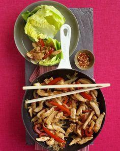 See our Chicken Stir-Fry Wraps galleries
