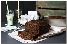 Double Chocolate Zucchini Loaf
