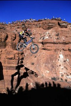Red Bull Canyon - Canfield Brothers Mountain Bikes