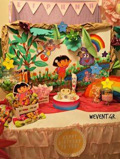Ντόρα η εξερευνήτρια - Wonderland Event