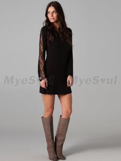 2012-style-sheath-column-bateau-lace-long-sleeves-short-mini-chiffon-little-black-dresses-3494-sm116011.jpg (360×480)
