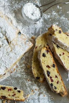 Our Easiest Stollen Recipe