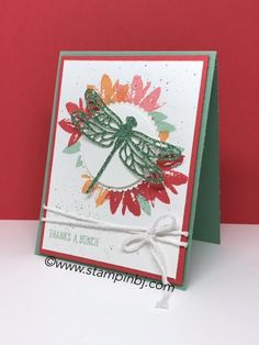 Avant Garden and Glimmer paper customer favorites from Sale-a-Bration  #stampinbj.com