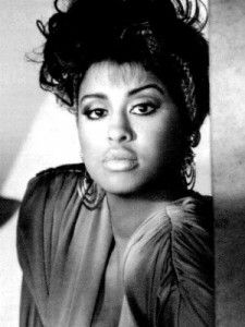 Phyllis Hyman is my favorite singer of all time.