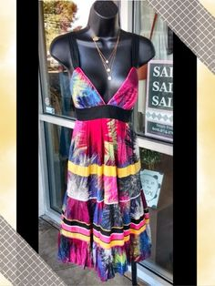 Catherine Malandrino Size 6 - Gorgeous sundress that is a must have! Perfect for this weekend!!  - $28 #catherinemalandrino #designer #Valentinesday #Spring #socute #ShopPosh #consignment #boutique