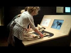 An interactive, hands on design. A screen for the animal is used for prompting. You communicate through the screen to the user on what to do. Use to help people understand the skeletal structure of animals; making it educational, participatory, playful and informational. Also very open to many audiences.