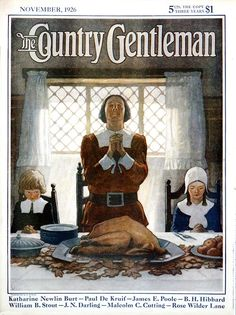 """norman rockwell thanksgiving 