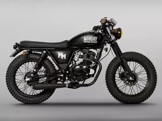 MUTTMOTORCYCLES. Monday Mo. Co.