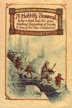 Illustrations for J. R. R. Tolkien's Books
