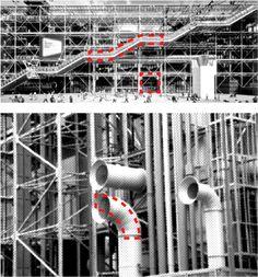 Centre Pompidou / Rebranding