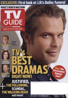 TV Guide, Feb. 25-Mar. 10, 2013