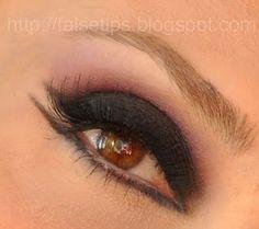 purple moon eyeshadow. Beautiful for brown eyes.