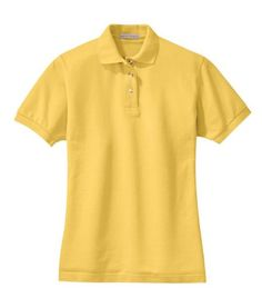Port Authority Ladies Pique Sport Shirt Available in 24 Colors Polo Shirt Women, Gift Store, Sports Shirts, Lady, Polo Ralph Lauren, Colors, Mens Tops, Clothes, Style