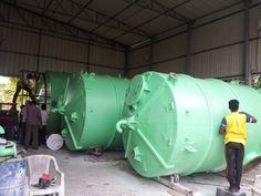 11 Best FRP CHEMICAL STORAGE TANK MANUFACTURERS IN CHENNAI