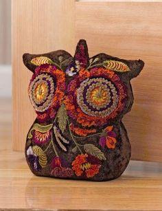 Craft Owl. Love it
