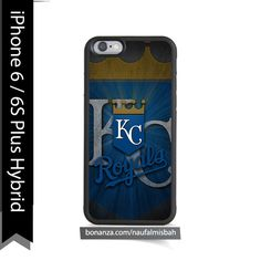 Kansas City Royals iPhone 6/6s PLUS HYBRID Case Cover - Cases, Covers & Skins