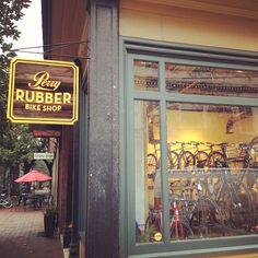 Perry Rubber Bike Shop in Savannah