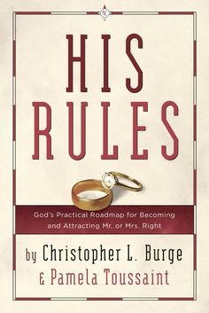 Image result for his rules by christopher burge