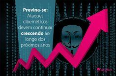 Previna-se: Ataques cibernéticos devem continuar crescendo ao longo dos próximos anos