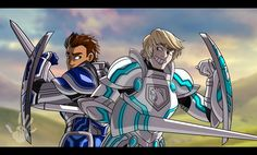 Image result for nexo knights ocs
