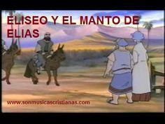 Eliseo Y El Manto De Elias