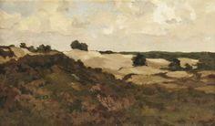 Willem Bastiaan Tholen - Duinlandschap