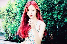 | Korean Ulzzang| Ulzzang Style, Korean Ulzzang, Ulzzang Fashion, Walk On, Hair Colors, Red Hair, Hair Inspiration, Hair Makeup, Drama