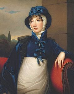 Portrait of Princess Amelia by Andrew Robertson, 1807
