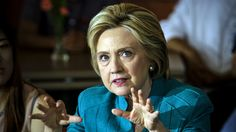 """A Clinton Campaign aide has defended Clinton's 240 day press conference drought by saying, """"We will have a press conference when we feel like it."""""""