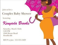 Not know. Interracial baby shower invitations something is