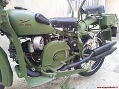 Moto Guzzi Super Alce 500 Esercito Italiano