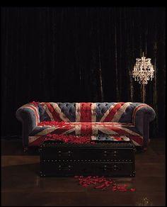 Love Red, White & Blue..Timothy Oulton - Dallas