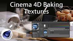 Baking Textures in C4D!!!! :)