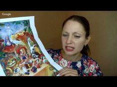 Декупажная осень. Секреты мастеров.. 23-й день конференции «Декупажная осень. Секреты мастеров» Ирина Комарова
