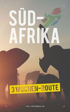 4 Wochen Südafrika R