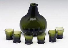 Tupa: karahvi ja lasit - Franck, Kaj