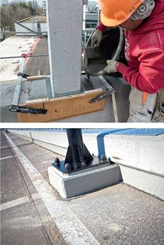 Graute e argamassa polimérica são alternativas para recuperação de lajes e outras estruturas de concreto | Construção Mercado