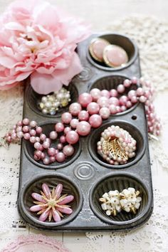 Brooches and baubles