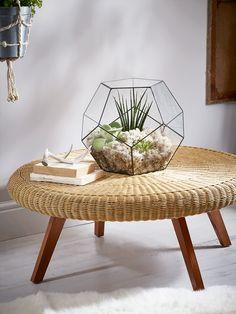 NEW Rattan Table